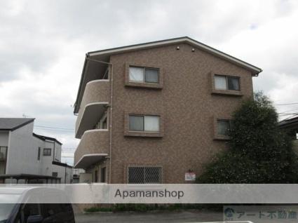 愛媛県松山市、伊予北条駅徒歩11分の築10年 3階建の賃貸マンション