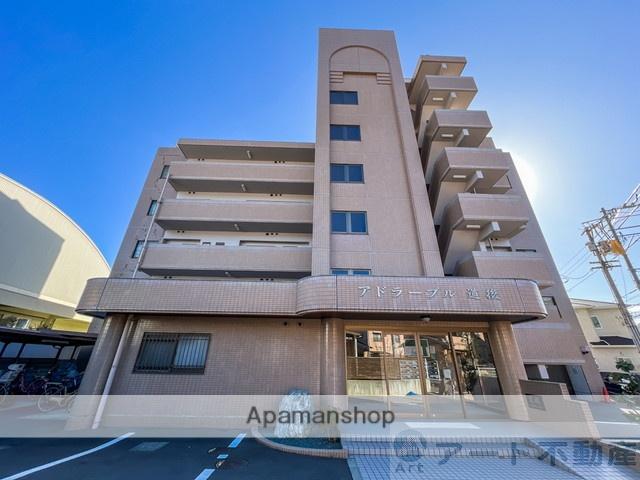 愛媛県松山市、平和通1丁目駅徒歩12分の築23年 5階建の賃貸マンション