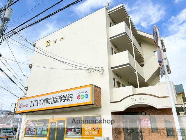 愛媛県松山市、土居田駅徒歩3分の築19年 4階建の賃貸マンション