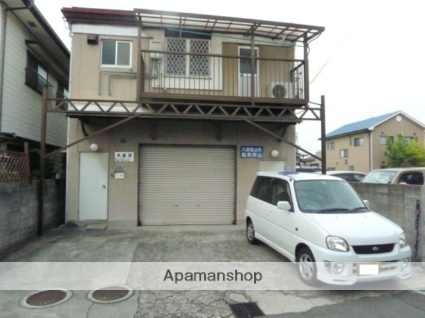 愛媛県松山市、いよ立花駅徒歩15分の築37年 2階建の賃貸アパート