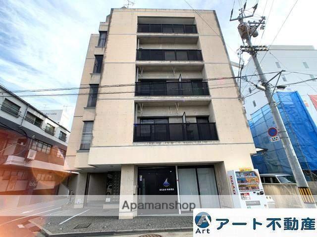 愛媛県松山市の築24年 5階建の賃貸マンション