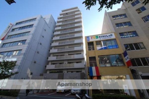 愛媛県松山市、市役所前駅徒歩7分の築12年 13階建の賃貸マンション