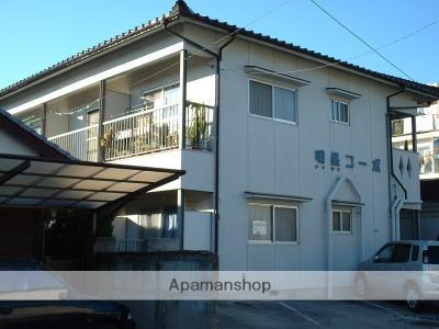 愛媛県松山市、石手川公園駅徒歩15分の築31年 2階建の賃貸アパート