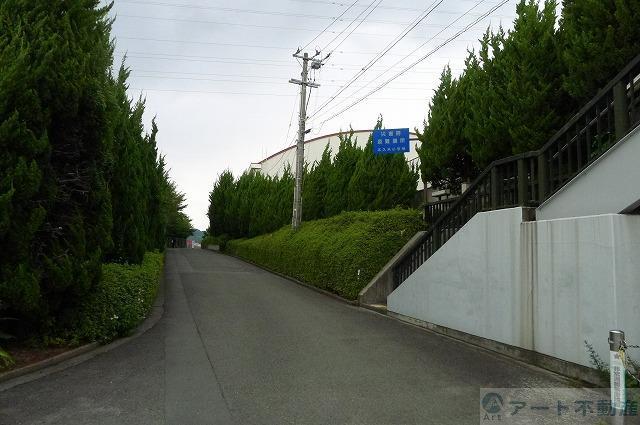 松山城南高等学校 1487m