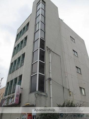 愛媛県松山市、清水町駅徒歩7分の築43年 5階建の賃貸マンション