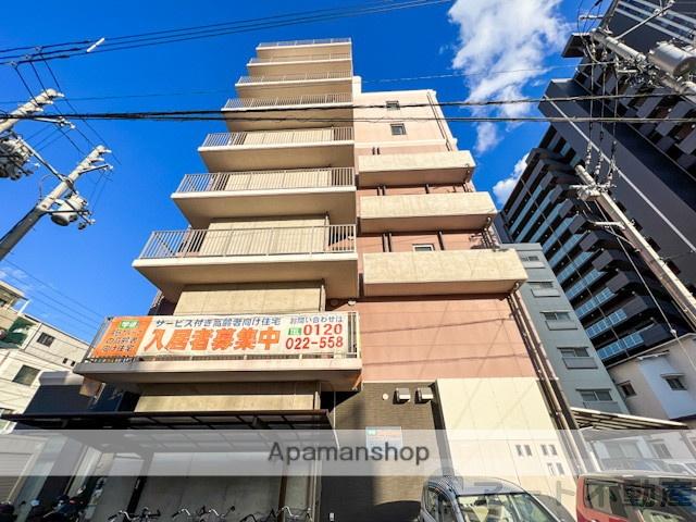 愛媛県松山市、大手町駅徒歩4分の築1年 10階建の賃貸マンション