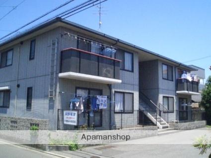 愛媛県伊予郡松前町、松前駅徒歩6分の築21年 2階建の賃貸アパート