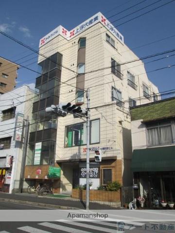 愛媛県松山市、土橋駅徒歩1分の築33年 5階建の賃貸マンション