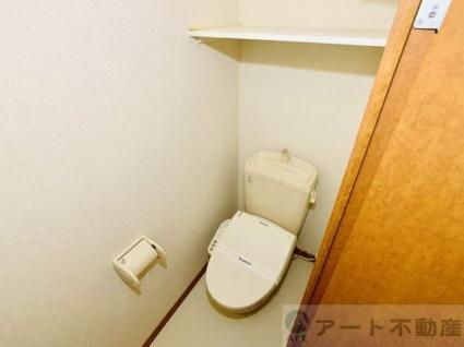 レオパレスブランはじめ[1K/22.7m2]のトイレ