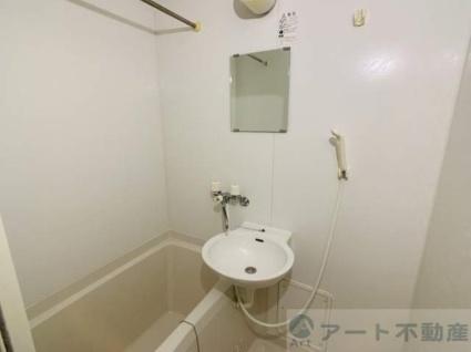 レオパレスMOMO[1K/23.18m2]の洗面所