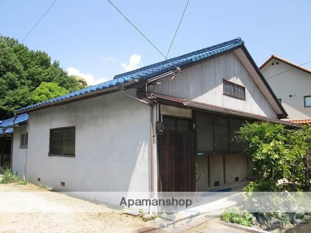 愛媛県松山市、道後公園駅徒歩14分の築47年 1階建の賃貸一戸建て