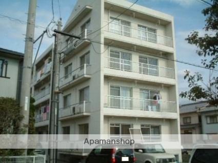 愛媛県松山市、松山駅徒歩30分の築21年 4階建の賃貸マンション