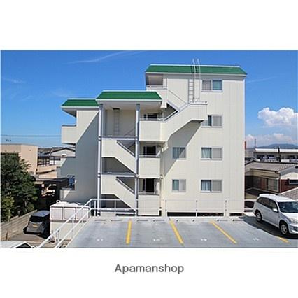 愛媛県松山市、西衣山駅徒歩13分の築28年 5階建の賃貸マンション