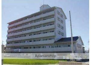 愛媛県松山市、堀江駅徒歩12分の築23年 7階建の賃貸マンション