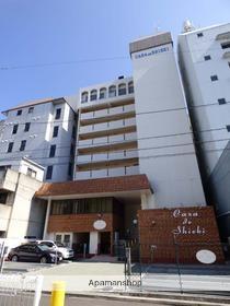 愛媛県松山市、土橋駅徒歩5分の築38年 9階建の賃貸マンション