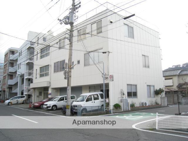 愛媛県松山市、鉄砲町駅徒歩7分の築91年 3階建の賃貸マンション