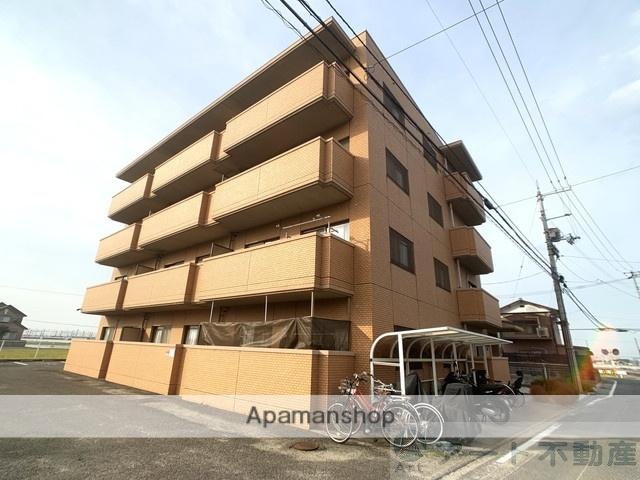 愛媛県伊予市、伊予横田駅徒歩19分の築22年 4階建の賃貸マンション