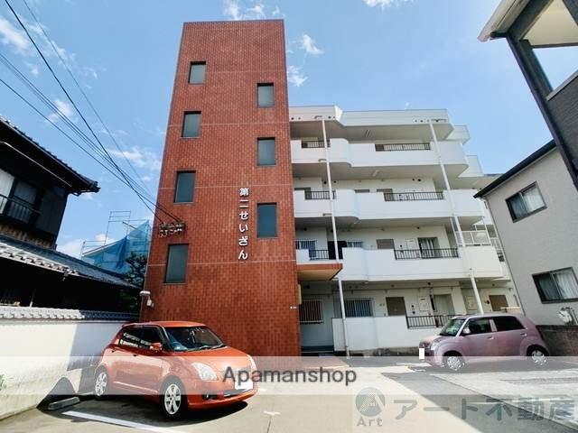 愛媛県松山市、南町駅徒歩6分の築33年 5階建の賃貸マンション