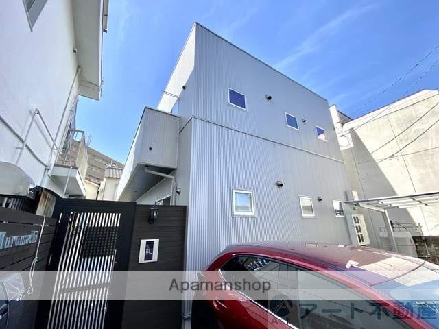 愛媛県松山市、松山市駅徒歩11分の新築 2階建の賃貸アパート