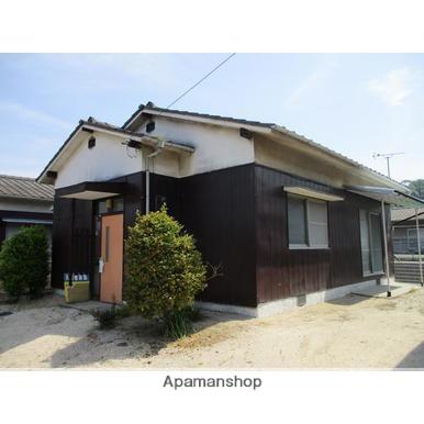 愛媛県松山市、山西駅徒歩13分の築42年 1階建の賃貸一戸建て