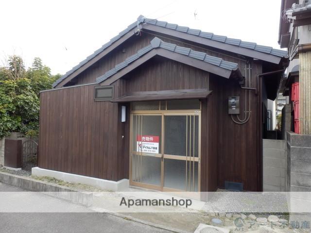 愛媛県松山市、松山市駅徒歩20分の築61年 1階建の賃貸一戸建て