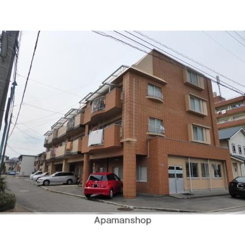 愛媛県松山市、松山駅徒歩8分の築29年 4階建の賃貸マンション