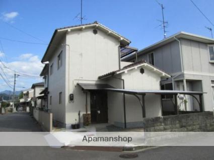 愛媛県松山市、伊予和気駅徒歩20分の築41年 1階建の賃貸一戸建て