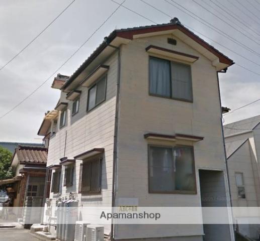 愛媛県松山市、堀江駅徒歩18分の築21年 1階建の賃貸アパート