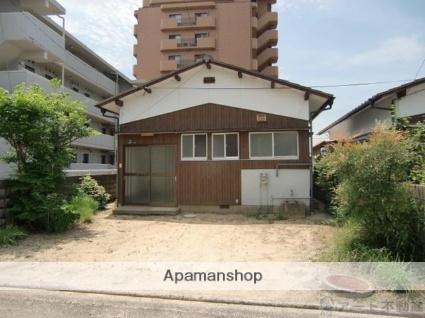愛媛県松山市、石手川公園駅徒歩13分の築38年 1階建の賃貸一戸建て