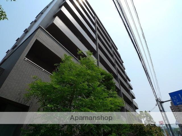 愛媛県松山市、上一万駅徒歩11分の築13年 9階建の賃貸マンション