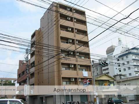 愛媛県松山市、土橋駅徒歩5分の築16年 8階建の賃貸マンション