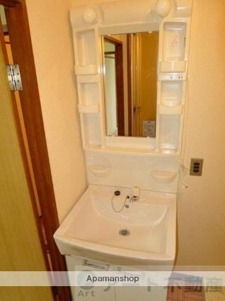 愛媛県東温市南方[3DK/56.7m2]の洗面所
