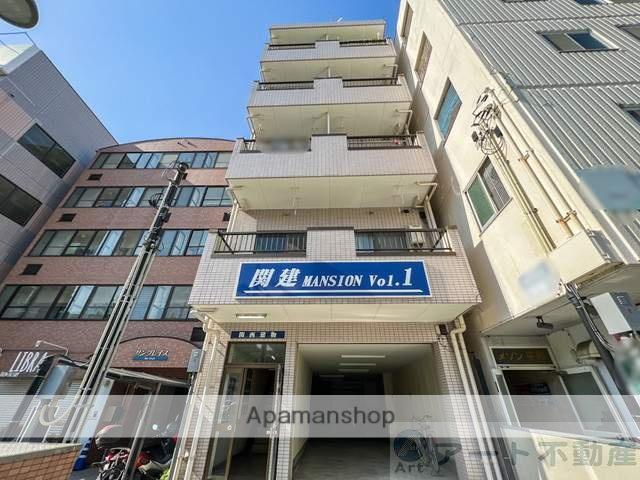 愛媛県松山市、平和通1丁目駅徒歩4分の築28年 5階建の賃貸マンション