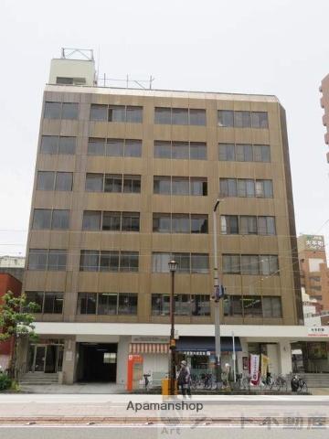 愛媛県松山市、大手町駅徒歩1分の築46年 7階建の賃貸マンション