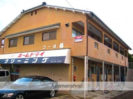 愛媛県松山市の築30年 2階建の賃貸アパート