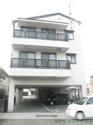 愛媛県松山市、久米駅徒歩14分の築17年 3階建の賃貸マンション