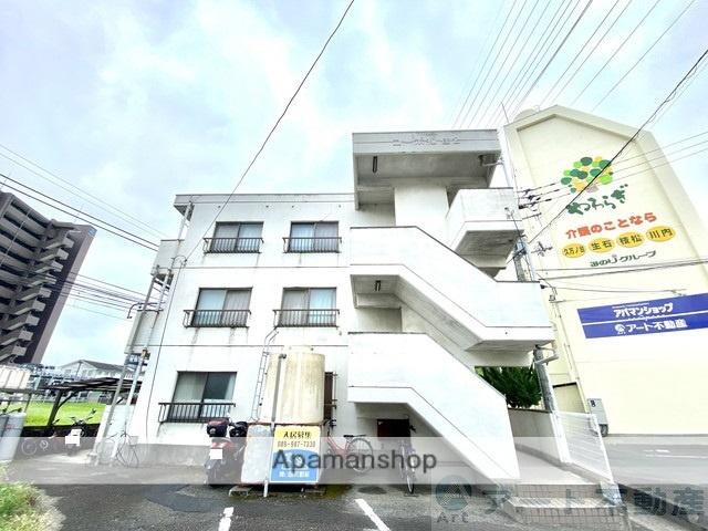 愛媛県松山市、福音寺駅徒歩11分の築30年 3階建の賃貸マンション