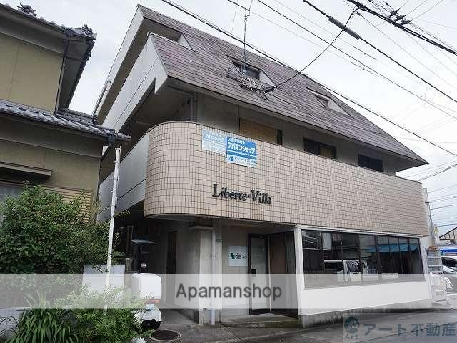 愛媛県松山市、石手川公園駅徒歩11分の築29年 3階建の賃貸マンション