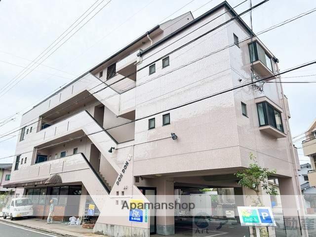 愛媛県松山市の築21年 4階建の賃貸マンション