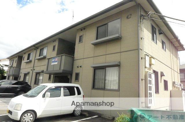 愛媛県松山市、平井駅徒歩18分の築15年 2階建の賃貸アパート