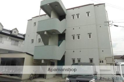 愛媛県東温市、愛大医学部南口駅徒歩9分の築29年 3階建の賃貸マンション