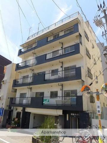 愛媛県松山市、南町駅徒歩16分の築42年 5階建の賃貸マンション