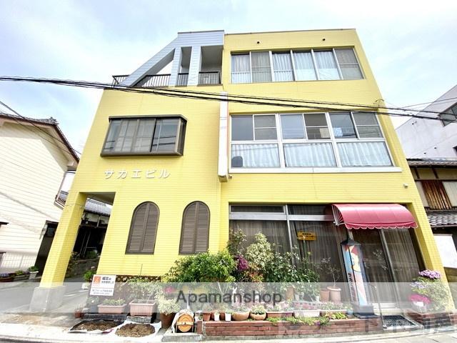 愛媛県松山市、伊予北条駅徒歩9分の築42年 3階建の賃貸マンション