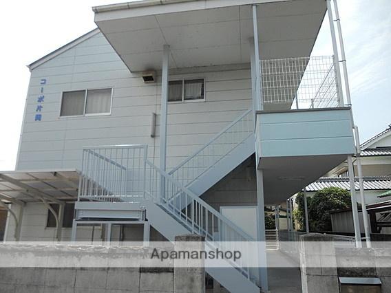 愛媛県伊予郡砥部町の築28年 2階建の賃貸アパート