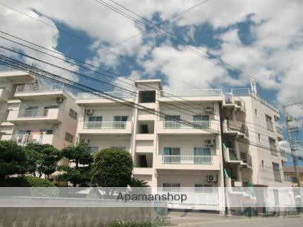 愛媛県東温市、牛渕駅徒歩9分の築24年 5階建の賃貸マンション