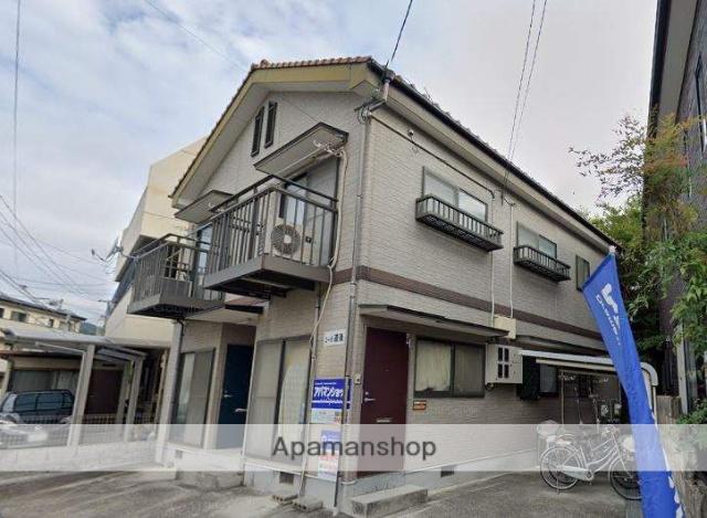 愛媛県松山市、南町駅徒歩13分の築17年 2階建の賃貸アパート
