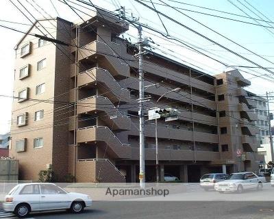 愛媛県松山市、北久米駅徒歩9分の築14年 6階建の賃貸マンション