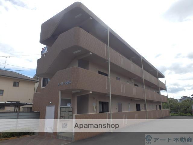 愛媛県東温市、田窪駅徒歩13分の築14年 3階建の賃貸マンション