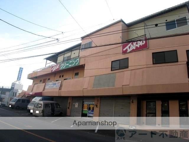 愛媛県松山市、北久米駅徒歩7分の築38年 3階建の賃貸マンション