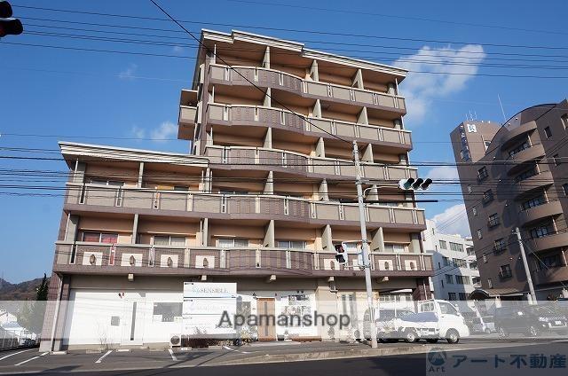 愛媛県松山市、久米駅徒歩13分の築13年 6階建の賃貸マンション